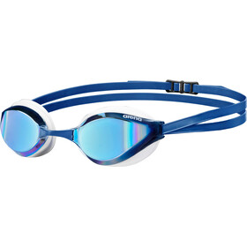 arena Python Mirror Lunettes de protection, blue mirror-white